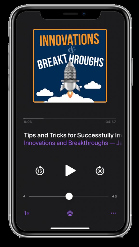 Rich Goldstein Podcast